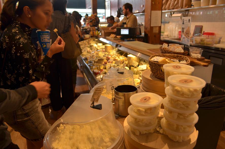 これが本場の「マカロニ&チーズ」