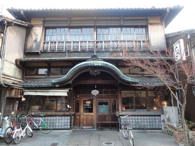 ランチ:こんな京都もあったの?ノスタルジックな「船岡温泉街」