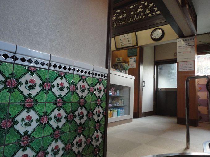 「船岡温泉」の内装は奇跡的に創業当事の姿で残された超レトロ空間!