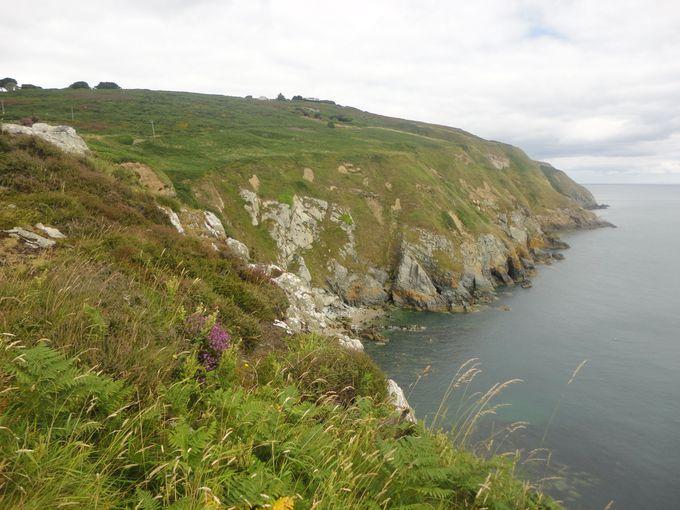 アイルランドの風を全身に浴びよう