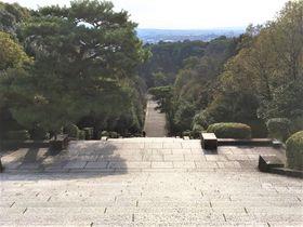 静かな京都を歩きたい。心が洗われる穴場的名所「伏見桃山陵」