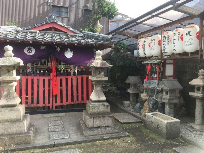 京都伏見に神霊が降立ったのは750年のこと