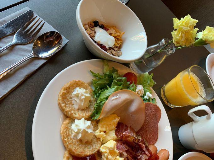 朝食目当てのリピーターが多いほど大評判の朝ごはん
