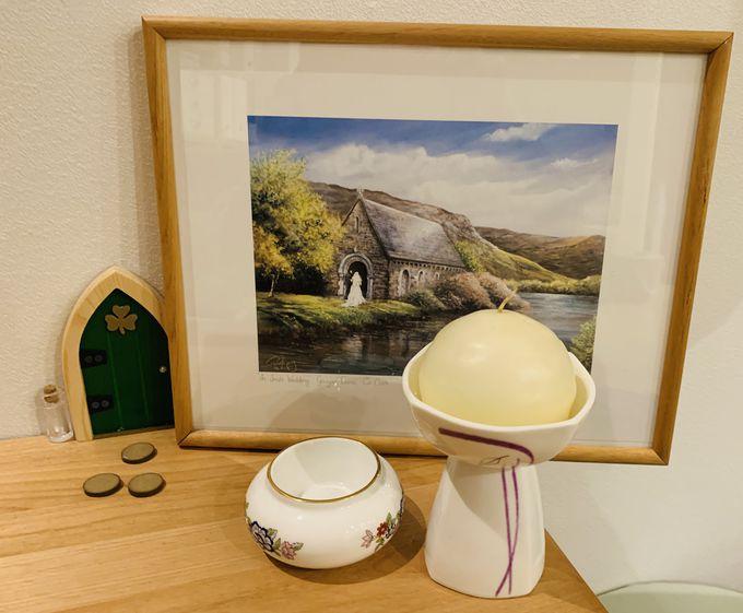 アイルランド各地の選りすぐり品が並ぶ「キルケニーショップ」