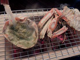 冬の加賀温泉郷でほっこり温泉と極上ズワイガニ「橋立蟹」を味わう