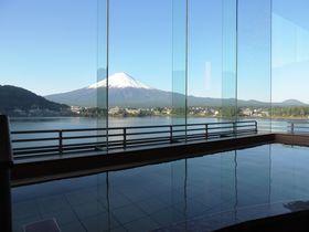 河口湖温泉でおすすめの宿5選 富士山と湖の絶景を満喫!
