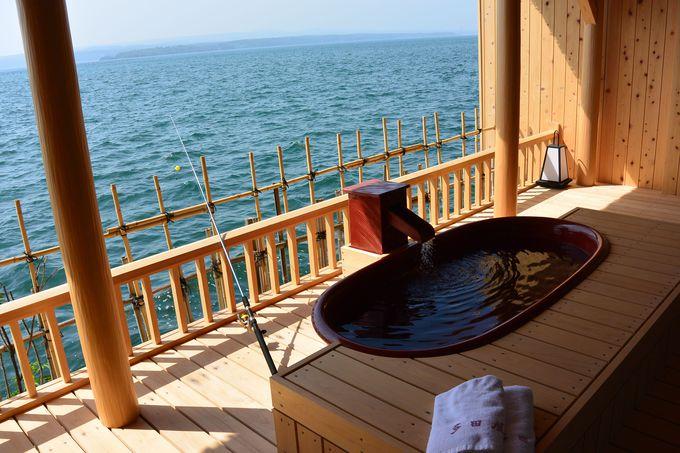絶景の七尾湾を一望!無料の温浴スポットも!「和倉温泉」で最高のくつろぎを