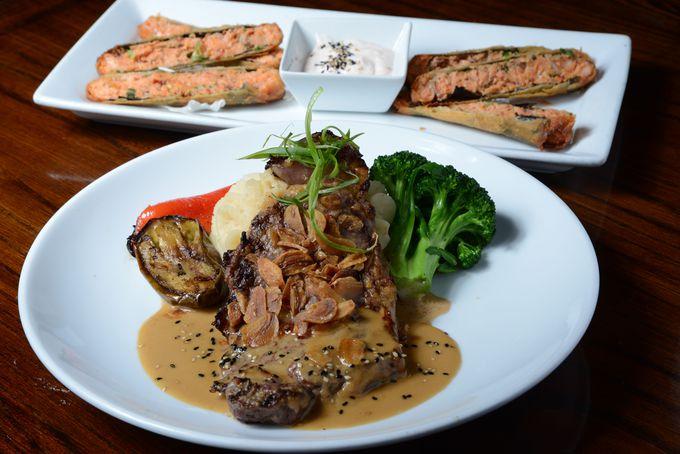 ジャンルにとらわれない料理で人気急上昇中の「テーブル35」