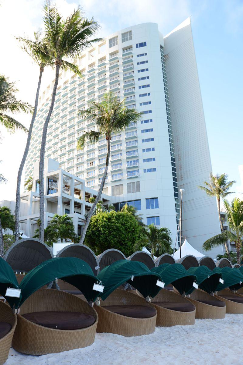 グアムの贅沢ステイは「ザ ウェスティン リゾート グアム」で決まり!きれいなビーチも高ポイント