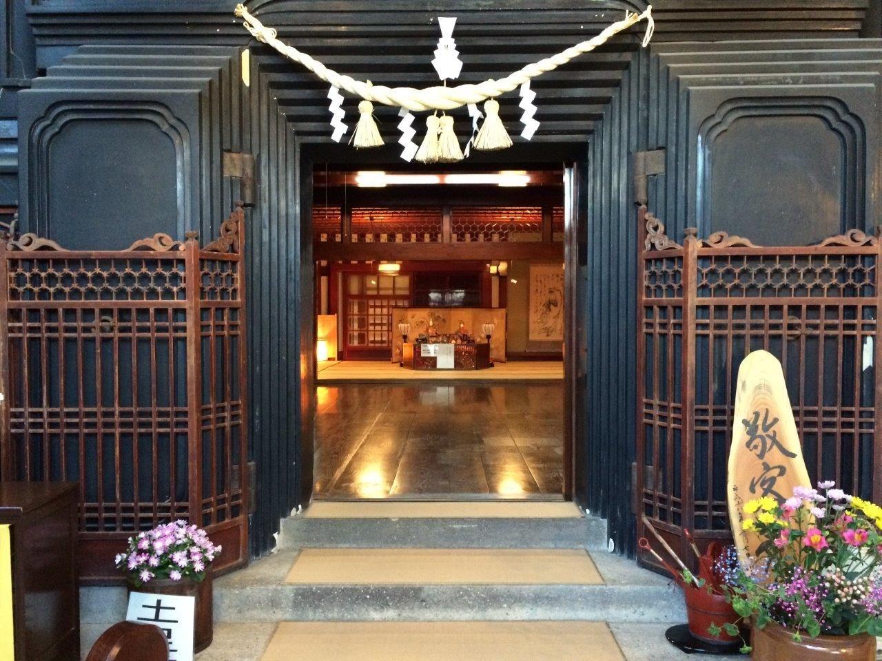 増田町唯一の造り酒屋『日の丸醸造』の内蔵が凄い!
