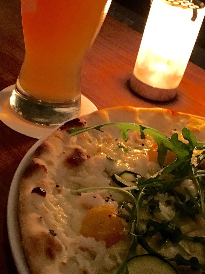「T.Y.HARB0R」で味わうクラフトビールとボリュームたっぷりのアメリカン料理