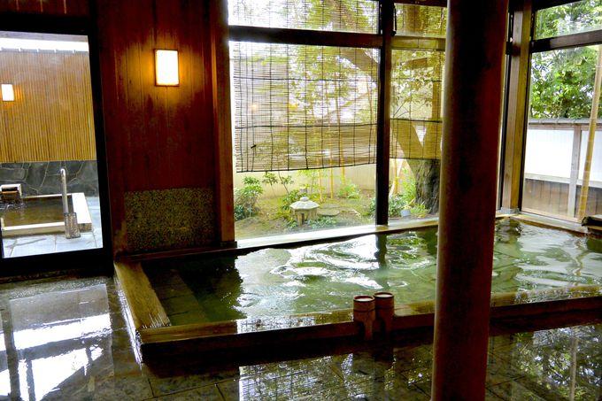 彦根城散策で疲れた身体をほぐしてくれる癒しの湯