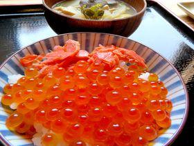 イクラたっぷり朝食も可!安比八幡平「四季館 彩冬」は食事、温泉、おもてなしの全てがあったかい