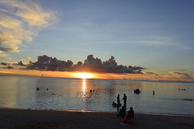 2日目午後:パラセーリングと鉄板観光スポット恋人岬へ