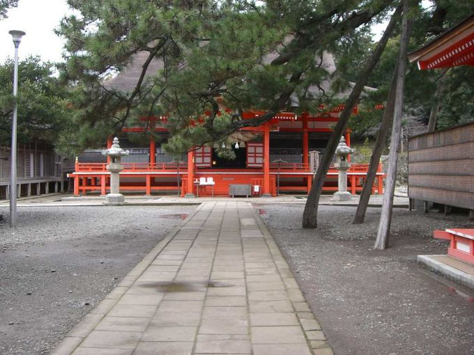 国重要文化財の日御碕神社を参拝