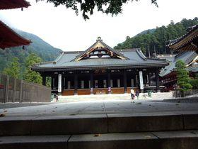 霊験あらたか、身延山久遠寺に行ってみませんか。