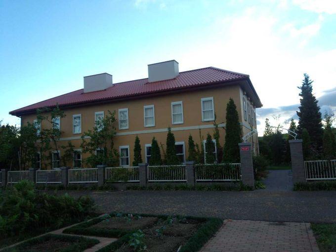 カレルチャペックの家と庭