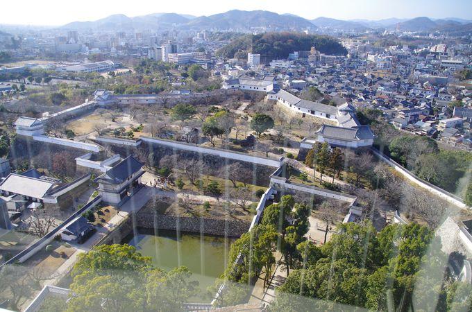姫路城・西の丸とは