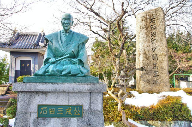「出逢い」から始まる旅!石田三成出生の地・滋賀県長浜市