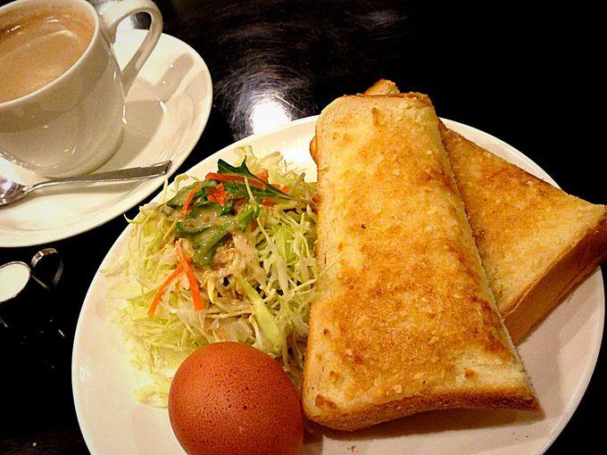 姫路の朝は「アーモンドトースト」でモーニング