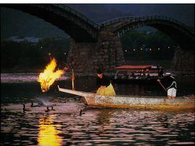 日本三名橋の一つ!世界遺産級の歴史ある名勝 岩国市「錦帯橋」