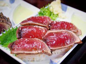 たたきにどろめ、高知・グルメ観光のド定番「ひろめ市場」で何食べる?