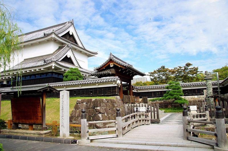 京都・長岡京「勝竜寺城公園」ガラシャの幸せと父光秀最期を語る城跡