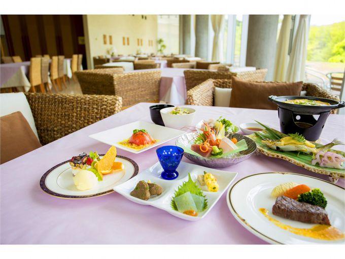 高原リゾートならではの四季を感じる料理