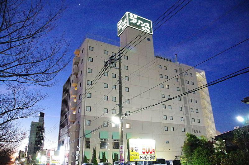 水戸駅から徒歩10分以内のホテル7選 快適で便利!おいしい朝食も!