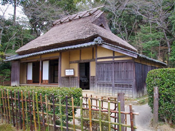 日本一小さな家、柳田國男生家