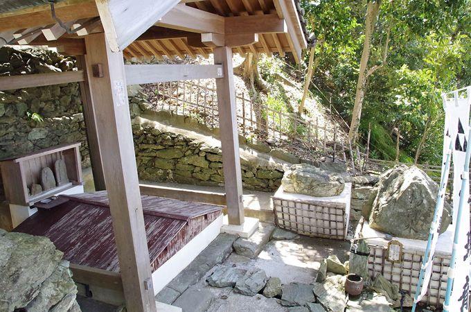 紀三井寺の名前の由来、三井水