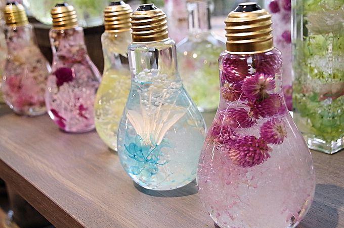 ネスタリゾート神戸の花畑、「ネスタフローラ」のテーマは「愛」