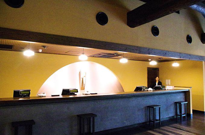 テーマは「日本の素朴」、ネスタリゾート神戸「延羽の湯」