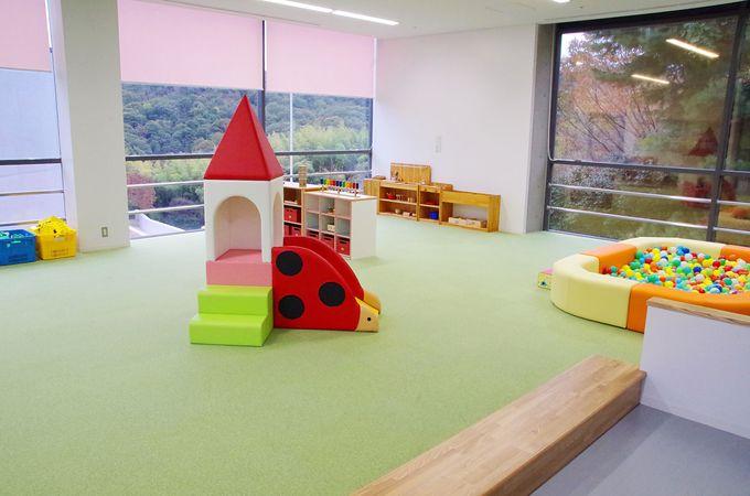 児童館らしい思いやりの宿「星の子館」
