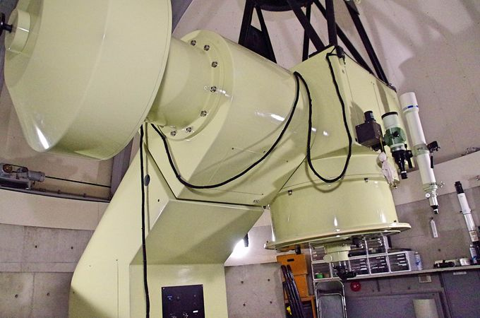 口径90センチの反射望遠鏡がある星好きにオススメの宿「星の子館」