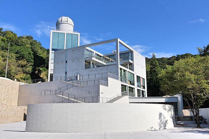 姫路城から車で15分!アートな姫路市宿泊型児童館「星の子館」
