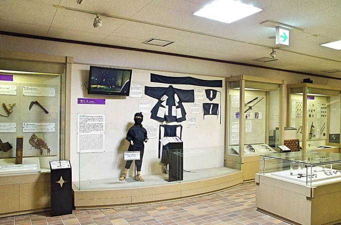 伊賀忍術の秘密を解説!忍術体験館