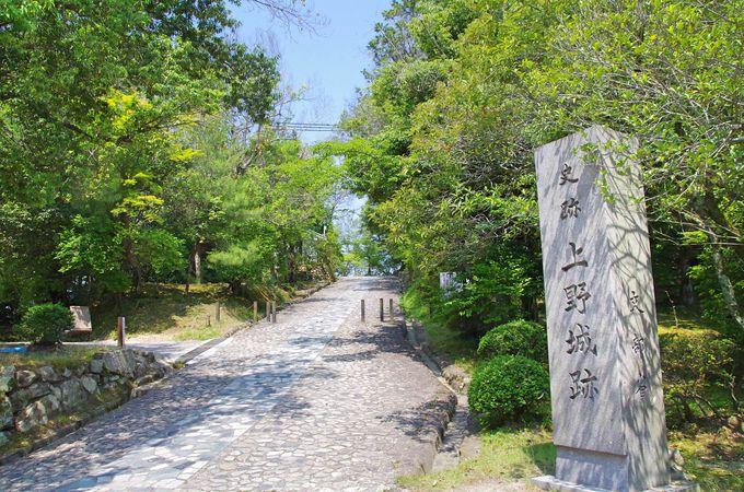 其の壱.伊賀上野、謎めく神秘の国が生まれた地勢