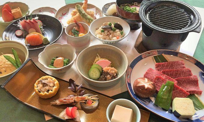 旬のうまみと手作りのぬくもり「和味の宿 ラ・フォーレ吹屋」自慢の料理