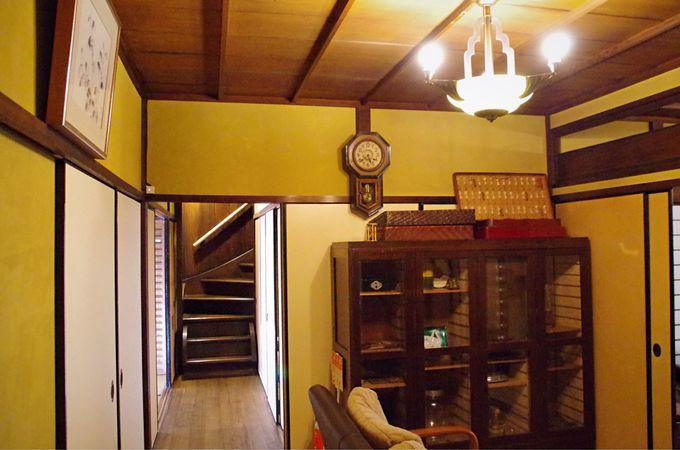 築130年、西陣の古民家を改装した「ゲストハウス鯉屋」