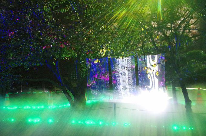 姫路城の秋冬恒例イルミネーションイベント