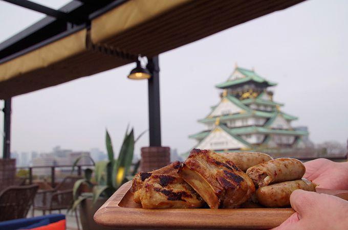 MIRAIZA OSAKA−JO(ミライザ大阪城)が大阪観光を盛り上げる