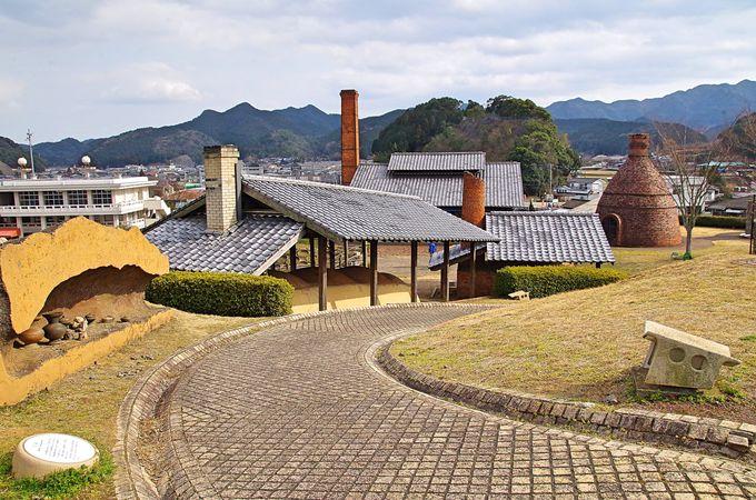 さすが、やきものの里 野外博物館「世界の窯広場」