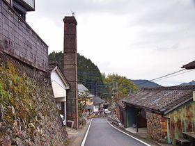 長崎県波佐見町、陶芸の里「中尾山」は煙突が似合う坂の町