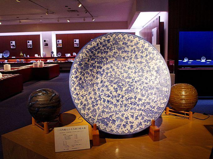 三川内焼伝統産業会館(三川内焼美術館)の見どころ
