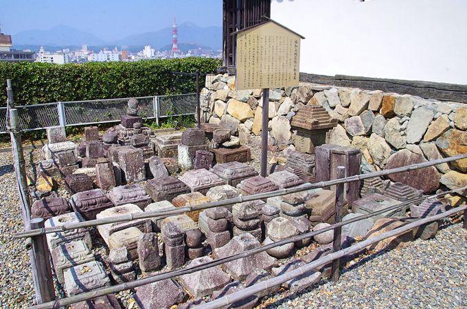 明智光秀が築いた福智山城