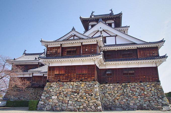 1.福知山城