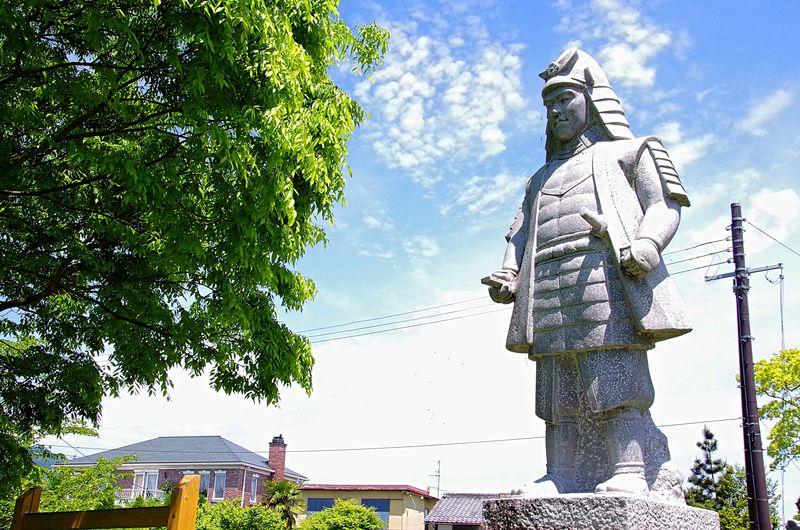 明智光秀の幻の城、近江・坂本城跡には何があるのか