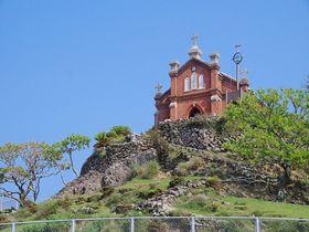 長崎・五島 野崎島の旧野首教会へ、潜伏キリシタンらが去った世界遺産の島