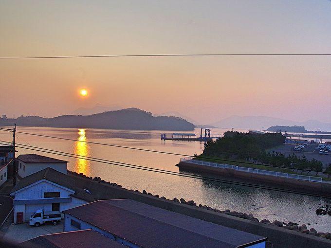 五島列島北部の小島・小値賀島